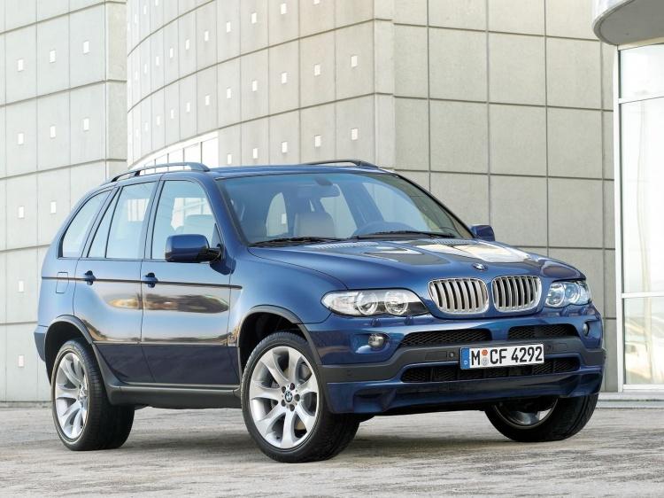 Чип тюнинг BMW X5 E53