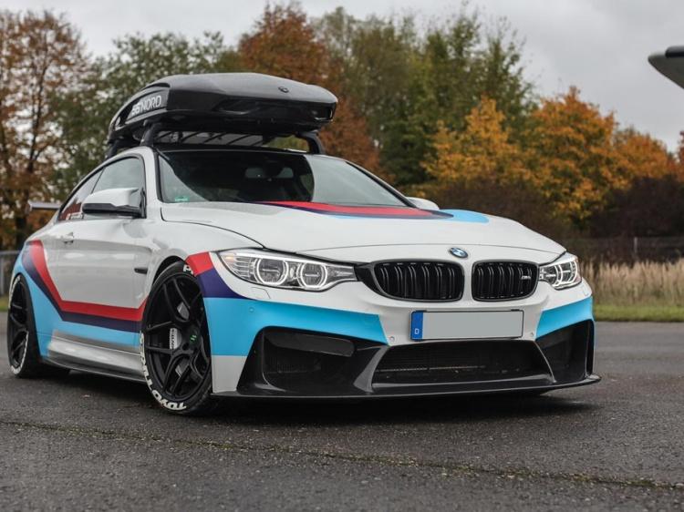 BMW M4R с 700 лошадиными силами