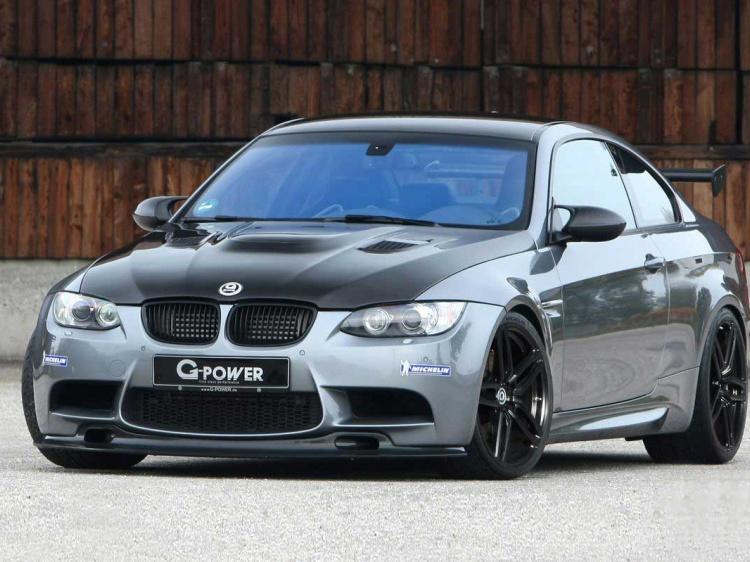 G-Power сделали тюнинг BMW M3