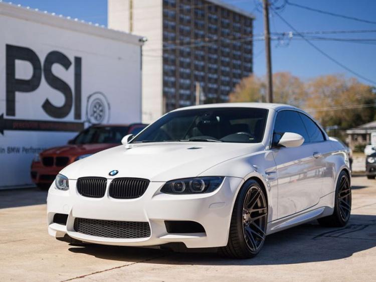 Тюнинг BMW M3 (E93) от PSI