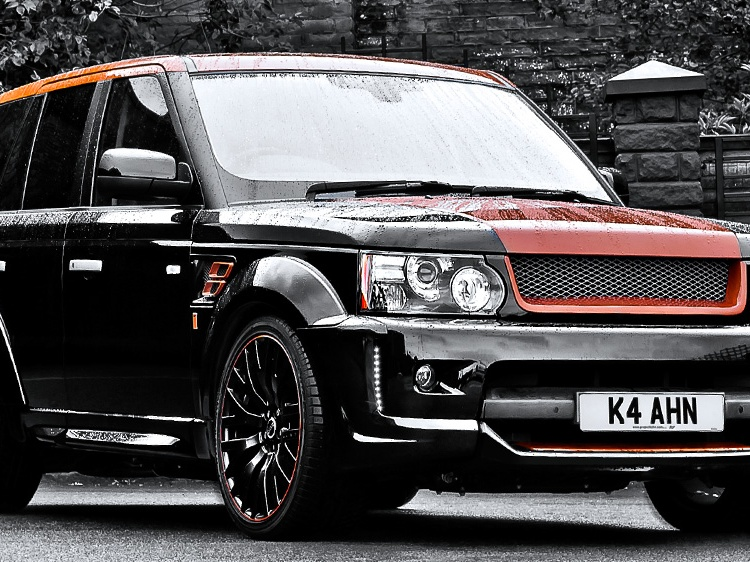 KAHN RS для Land Rover RANGE ROVER SPORT
