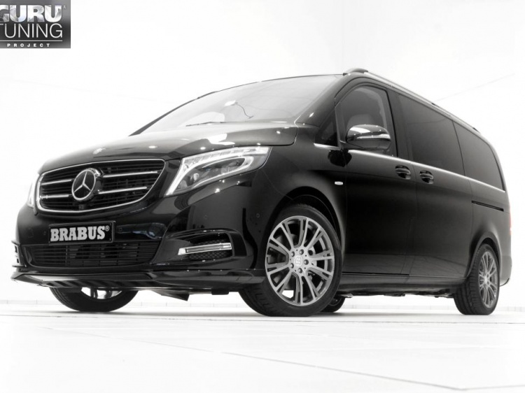 Brabus для Mercedes V-class (W447)