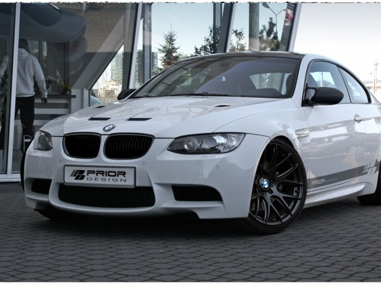 PRIOR-DESIGN для BMW 3-series E92 PD-M