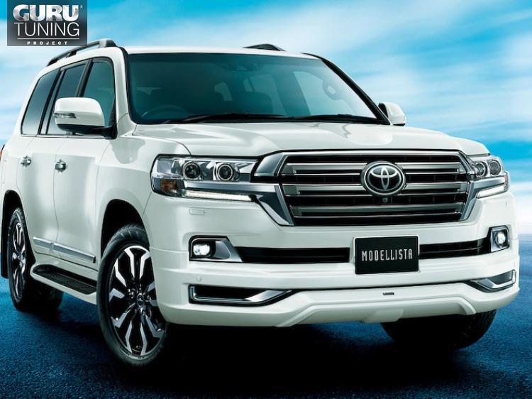 Modellista для Toyota Land Cruiser 200 2015 - (оригинал)