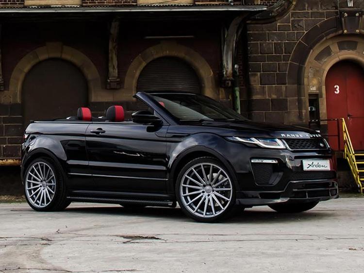 Range Rover Evoque в тюнинге от Arden