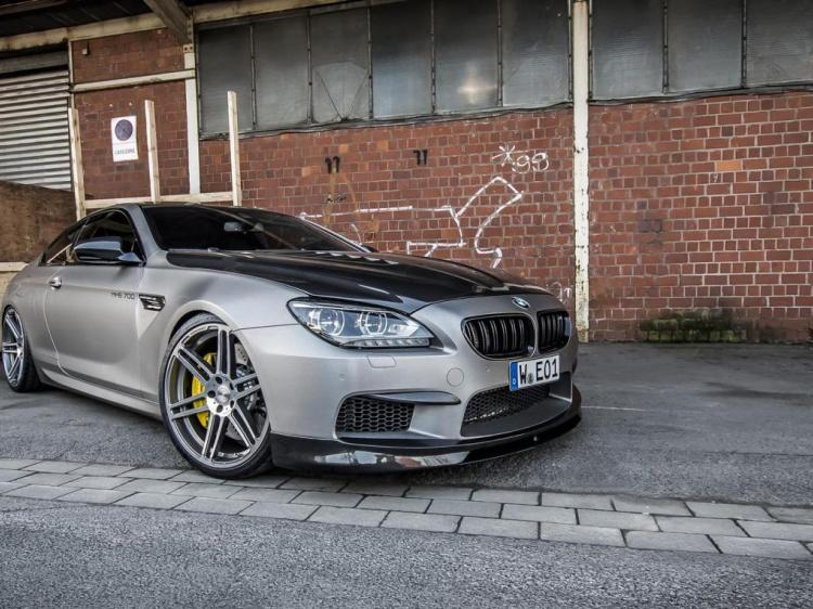 Manhart для BMW 6-series Coupe