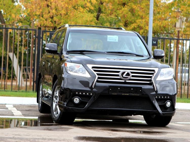 Strike для Lexus LX570