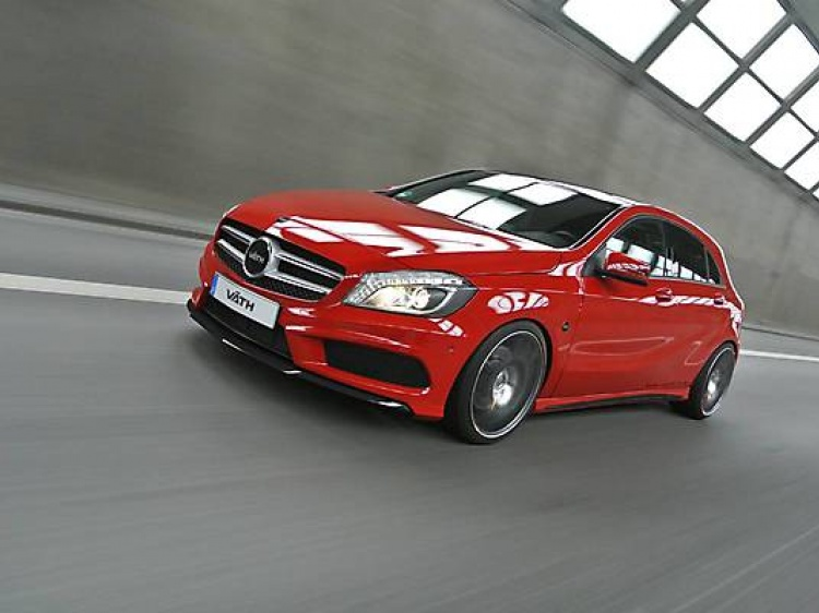 Тюнинг Мерседе А250 – Mercedes-Benz A-Class Vath