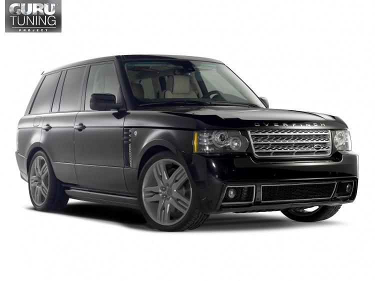 OVERFINCH для Range Rover