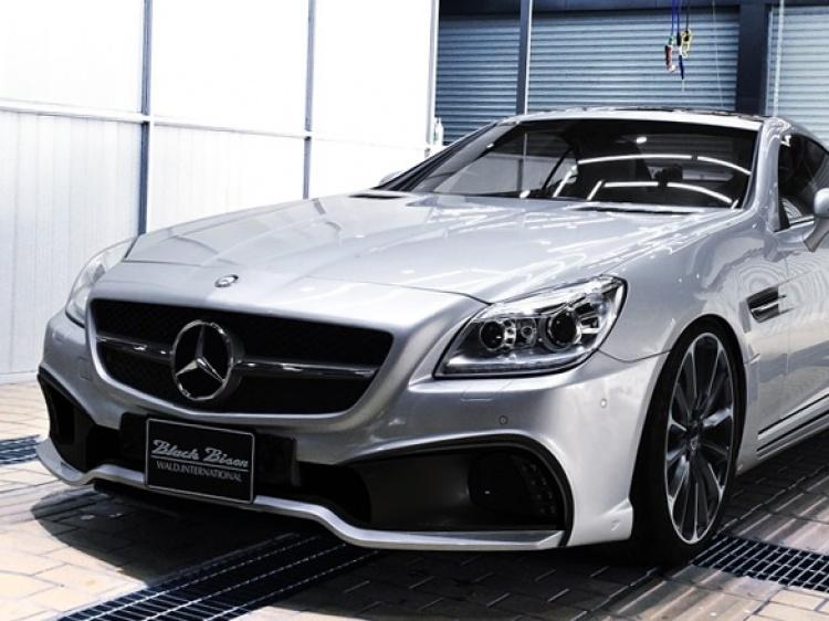 Wald для Mercedes SLK-class (R172)