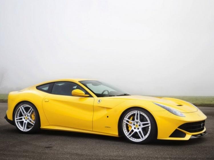 Ателье Novitec Rosso доработало Ferrari F12berlinetta