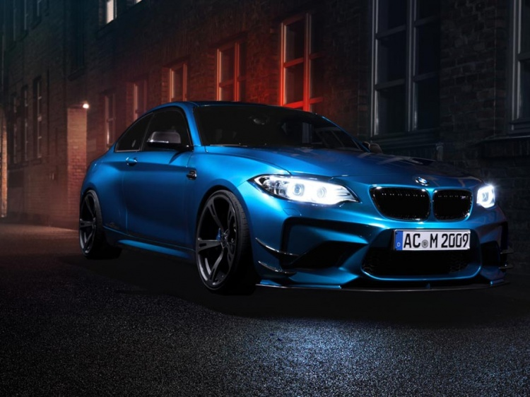 BMW M2 с тюнингом от AC Schnitzer