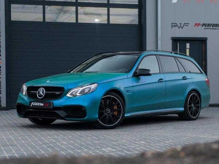 Mercedes-AMG E63 S Estate с 700 л.с. от Fostla
