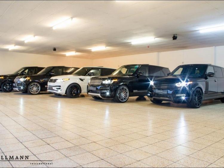 5 автомобилей Startech