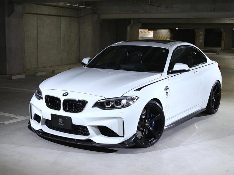 Тюнинг BMW M2 от 3D Design
