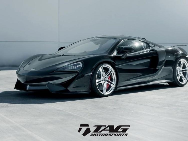 McLaren 570S в новом облике