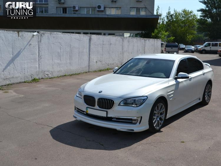 HAMANN BMW 7-series F01 F02 body kit