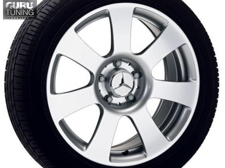 Диски для Mercedes S class W221 с 7 спицами