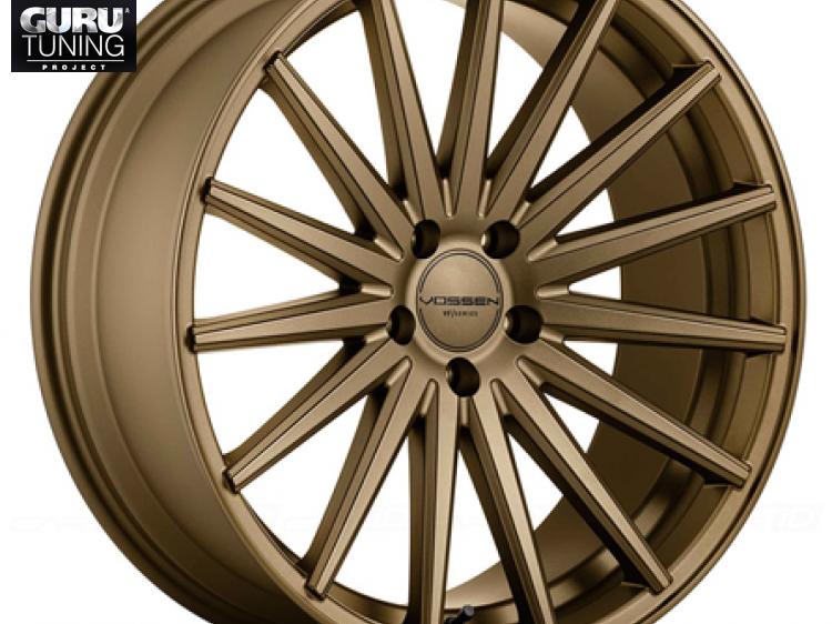 Диски Vossen VFS2 для Audi Q3 2013-