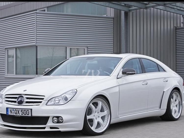 Аксессуары от A_R_T для Mercedes CLS-Class
