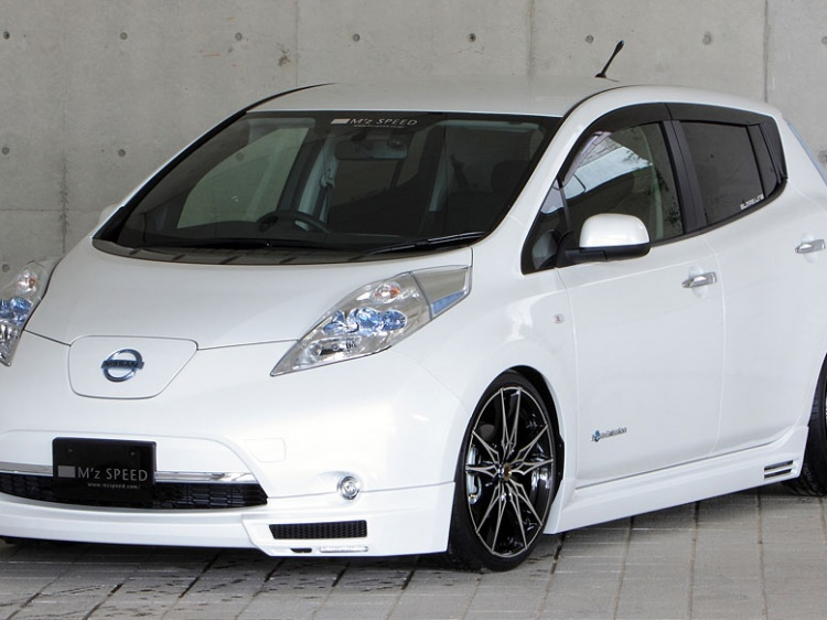 M'z SPEED для Nissan Leaf