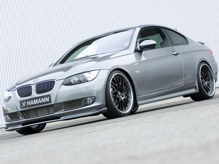 Обвес HAMANN для BMW 3series Coupe E92 & Cabriolet E93