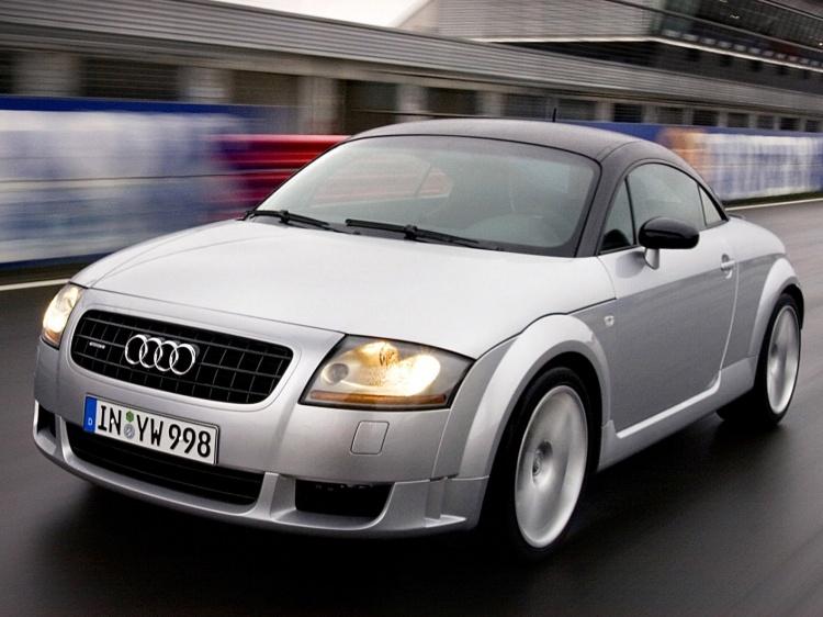 Чип тюнинг Audi TT -06