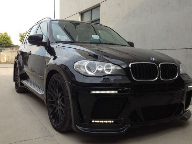 Hamann для BMW X5M (E70)