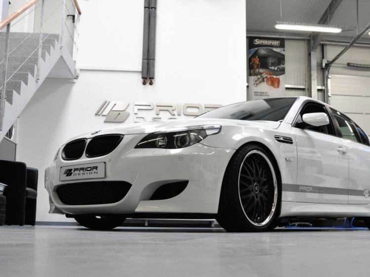 Prior-Design для BMW 5er E60 PDM5