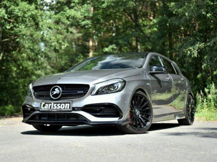 Агрессивный Mercedes-AMG A45 от Carlsson