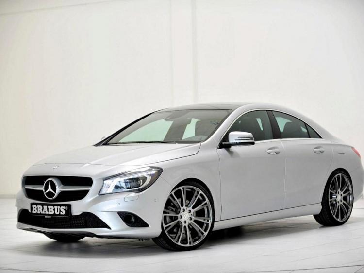 Brabus для Mercedes CLA (C117)