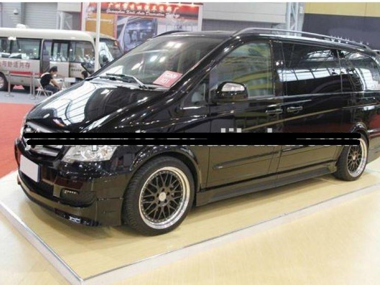 VIP для Mercedes Viano (W639)
