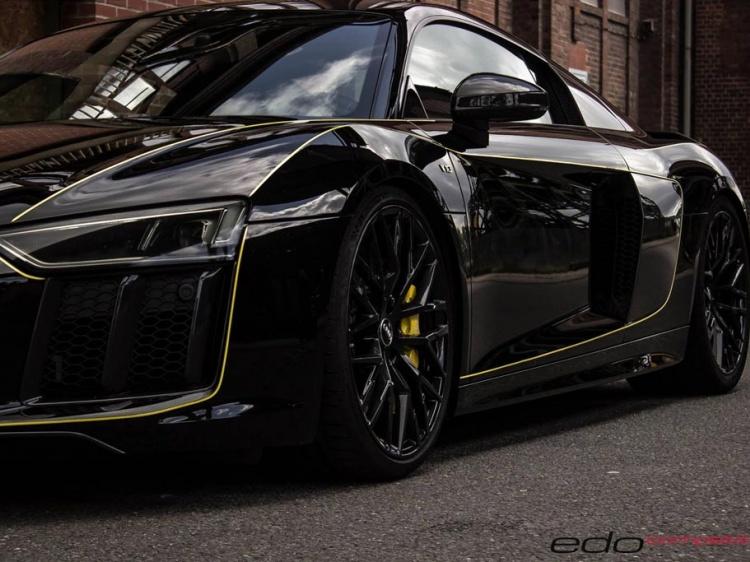 В Edo Competition сделали Audi R8 более агрессивным