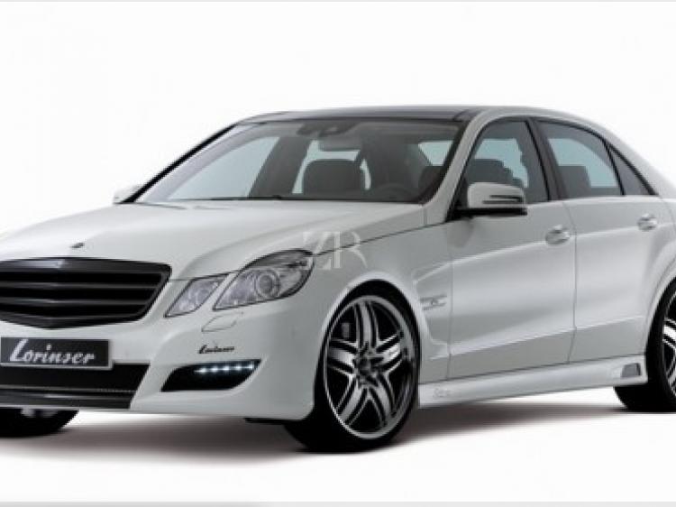 Выхлопная система Lorinser для Mercedes E-Class W212