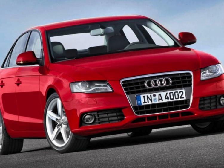 Чип тюнинг Audi A4 (B8)