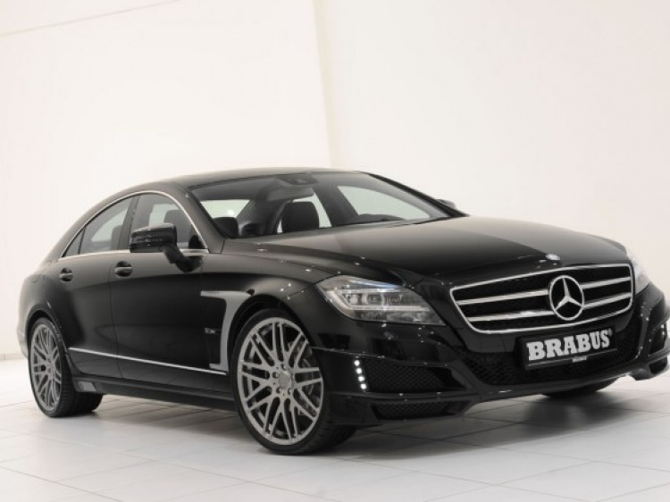 Аксессуары BRABUS для Mercedes-Benz CLS-class W218