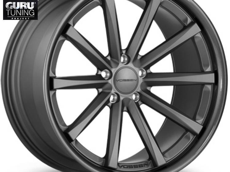Диски Vossen CV1 для Bentley Continental GT 2003-2010
