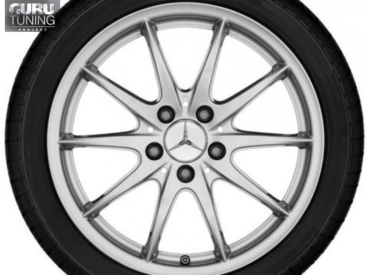 Диски для Mercedes CLA-class C117 Coupe с 5 двойными спицами