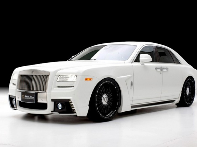 Rolls-Royce Ghost Sports Line Black Bison – проект тюнинг-ателье Wald
