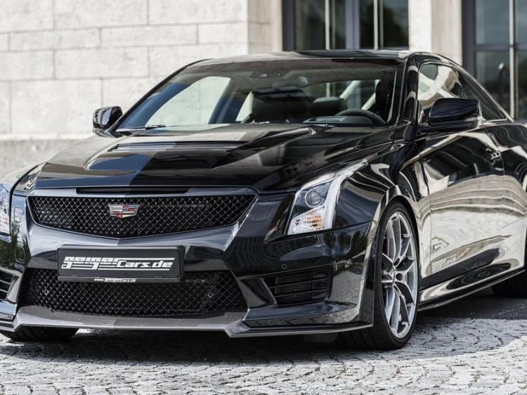 Geiger Cars с работой по тюнингу Cadillac ATS-V Coupe