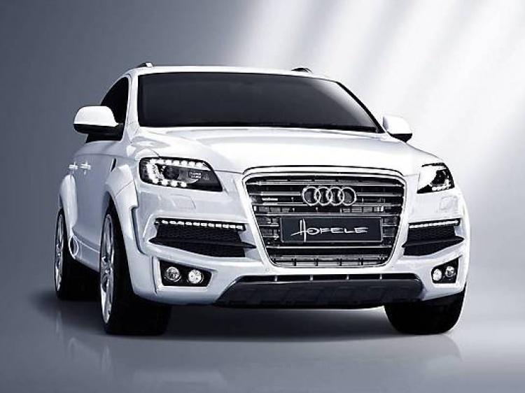 Hofele для Audi Q7 Facelift - 2