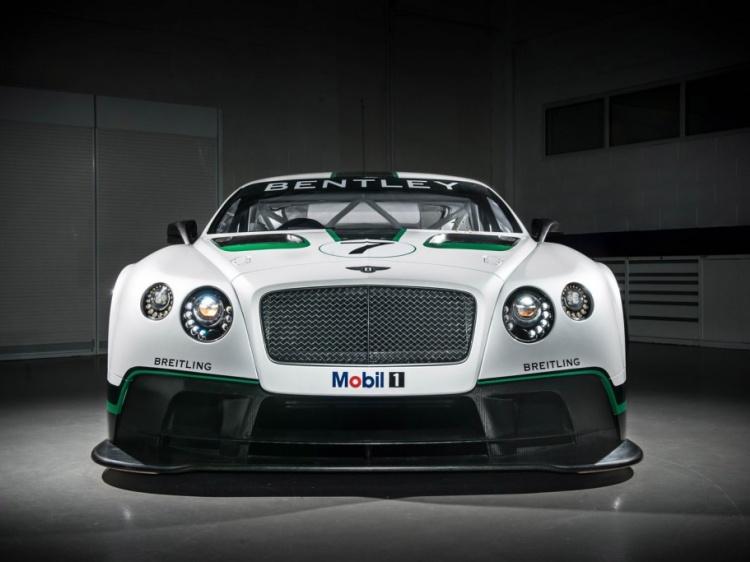 Самый скоростной Bentley