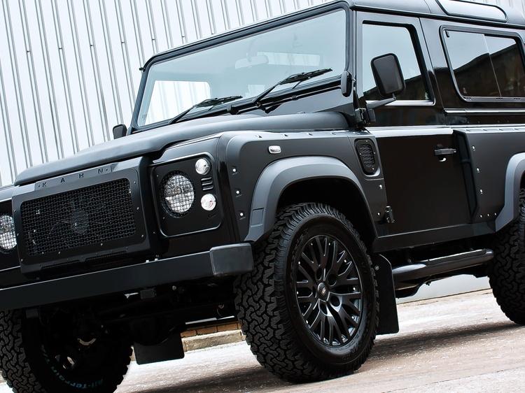 KAHN для Land Rover Defender 90