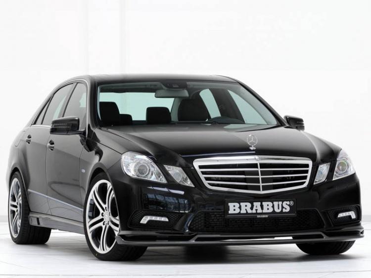 Brabus для Mercedes E-class (W212)
