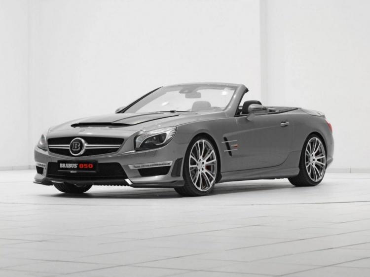 Brabus для Mercedes-Benz SL-class 63 AMG