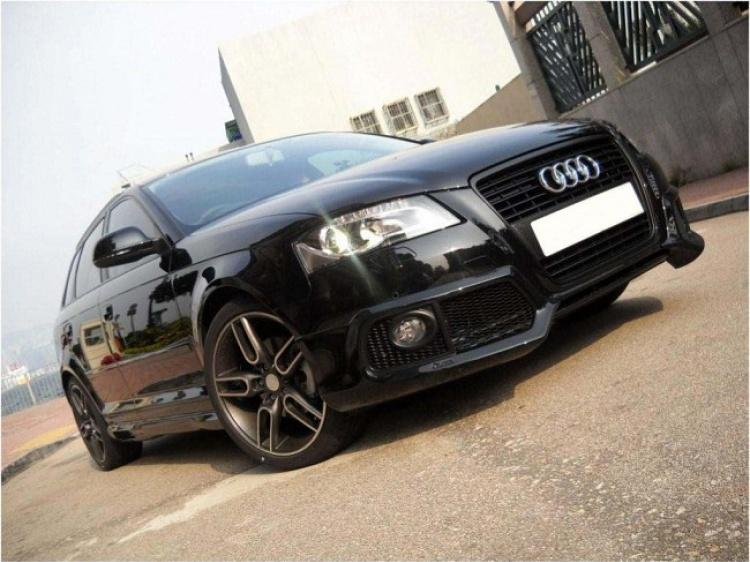 Audi A3 от Caractere Perfomance