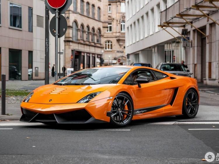 В Rothe Motorsport  усилили Lamborghini Gallardo до 1000 л.с.