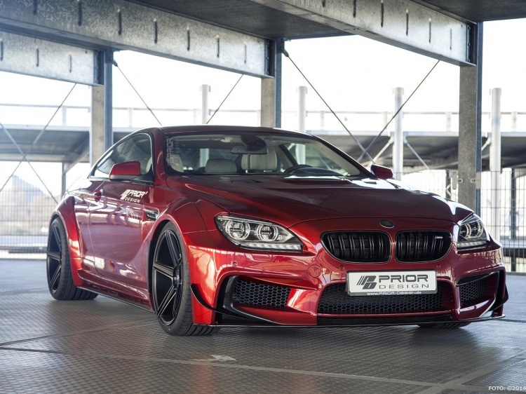 Prior Design для BMW 6-SERIES F12/F13/M6