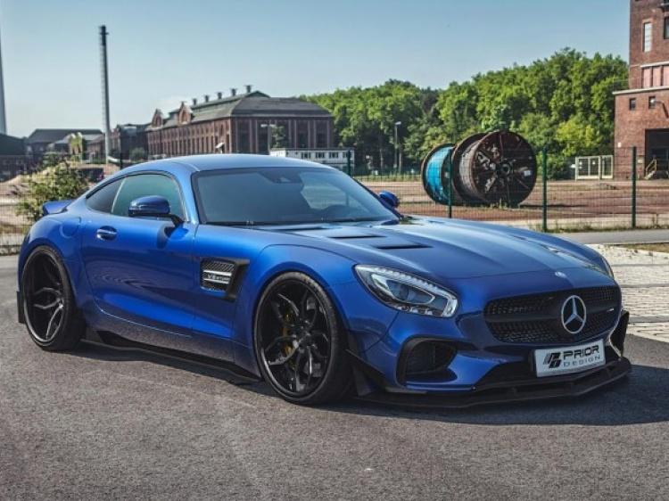 Prior Design представили обвес для Mercedes-AMG GT S