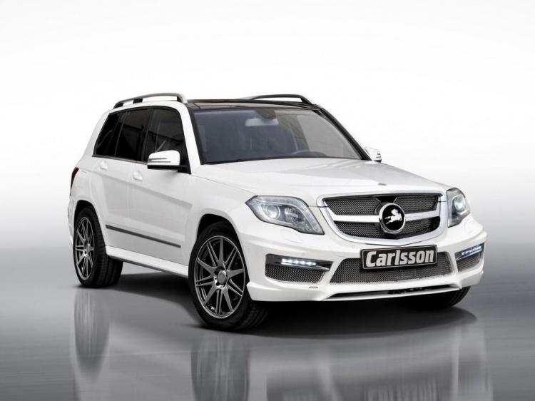 Carlsson для Mercedes GLK-Class (X204)